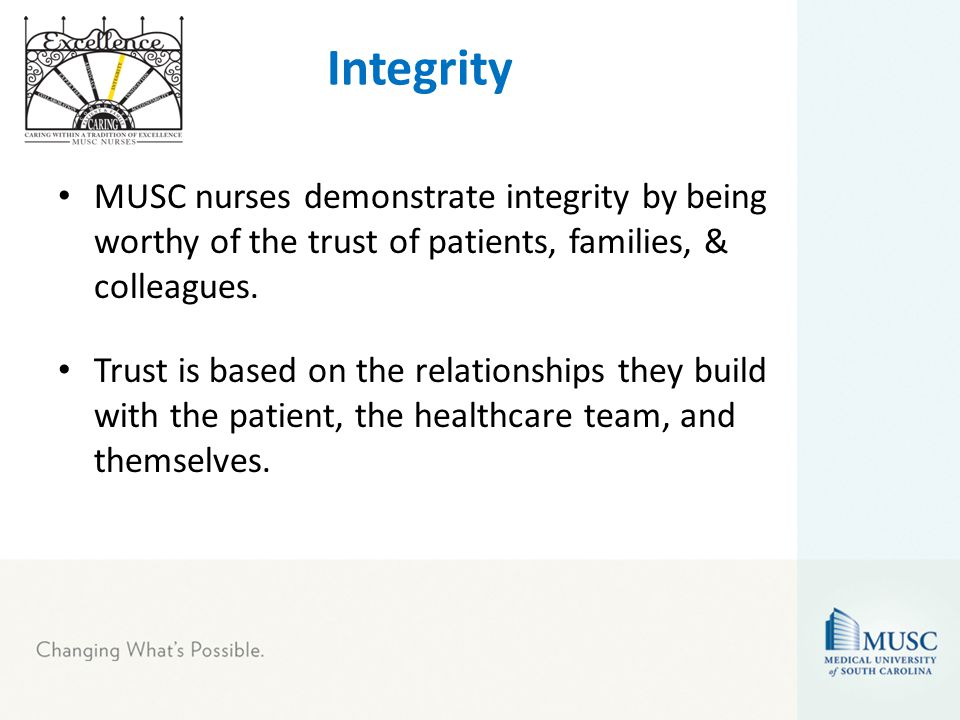 trustful nurse patient relationship article