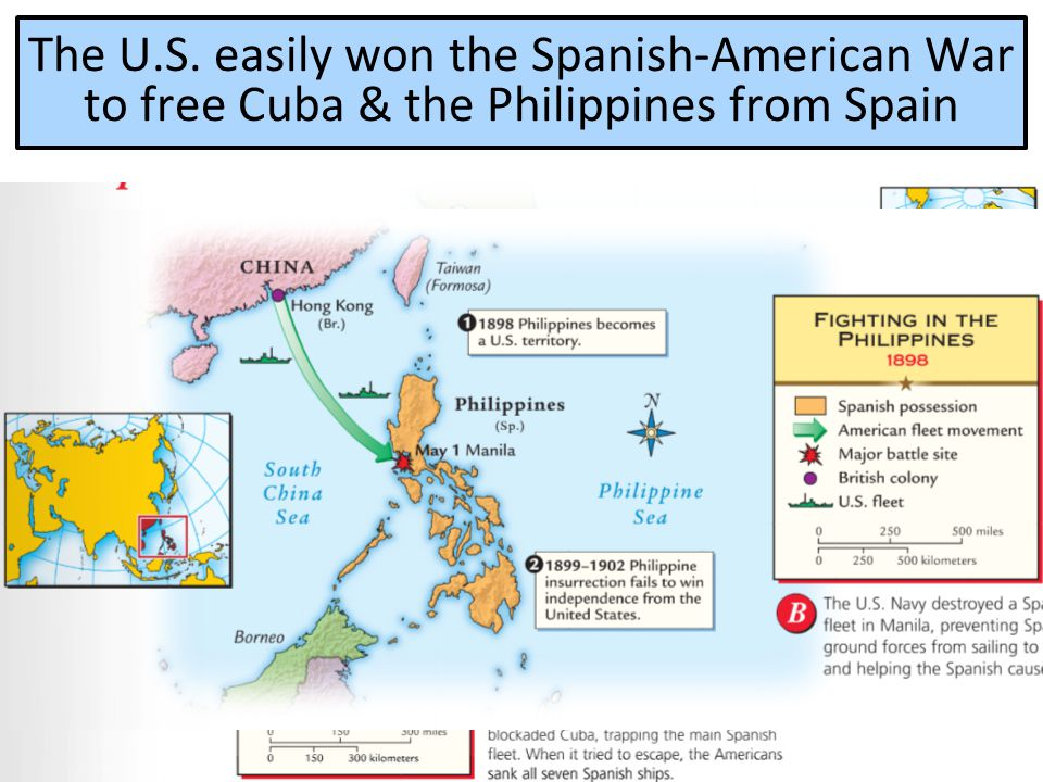the role of the philippines in the spanish american war Bullets and bacilli the spanish-american war and military medicine  war, a  war that fundamentally altered the geopolitical role of the us, as it afterwards  bestrode the caribbean area as well as the philippines in the far.