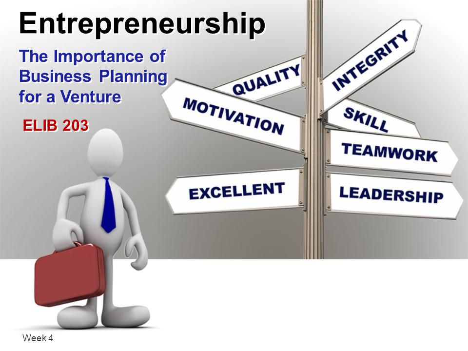 importance of business plan to an An investor ready business plan demonstrates to investors that you are an expert in your one of the most important sections of your business plan is your.