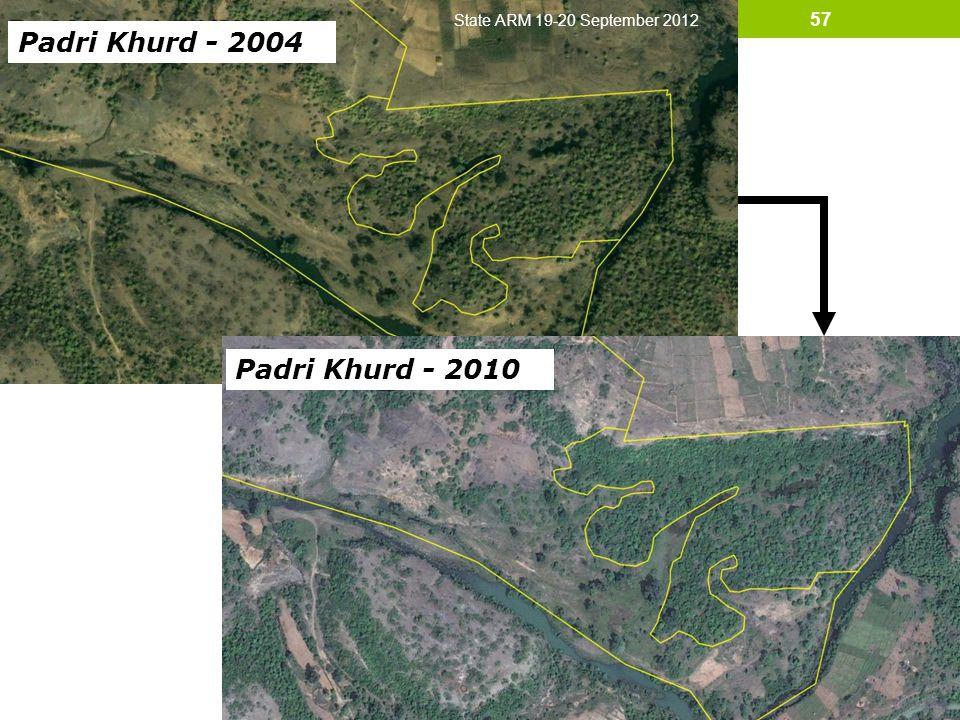 Padri Khurd - 2004 State ARM 19-20 September 2012 Padri Khurd - 2010
