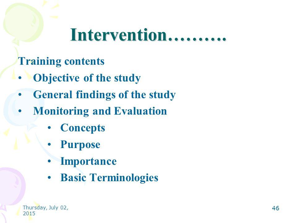 importance of training evaluation pdf