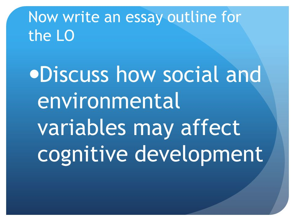 essays on theories of development Free essays on how current practice is influenced by theories of development child and young person development get help with your writing 1 through 30.