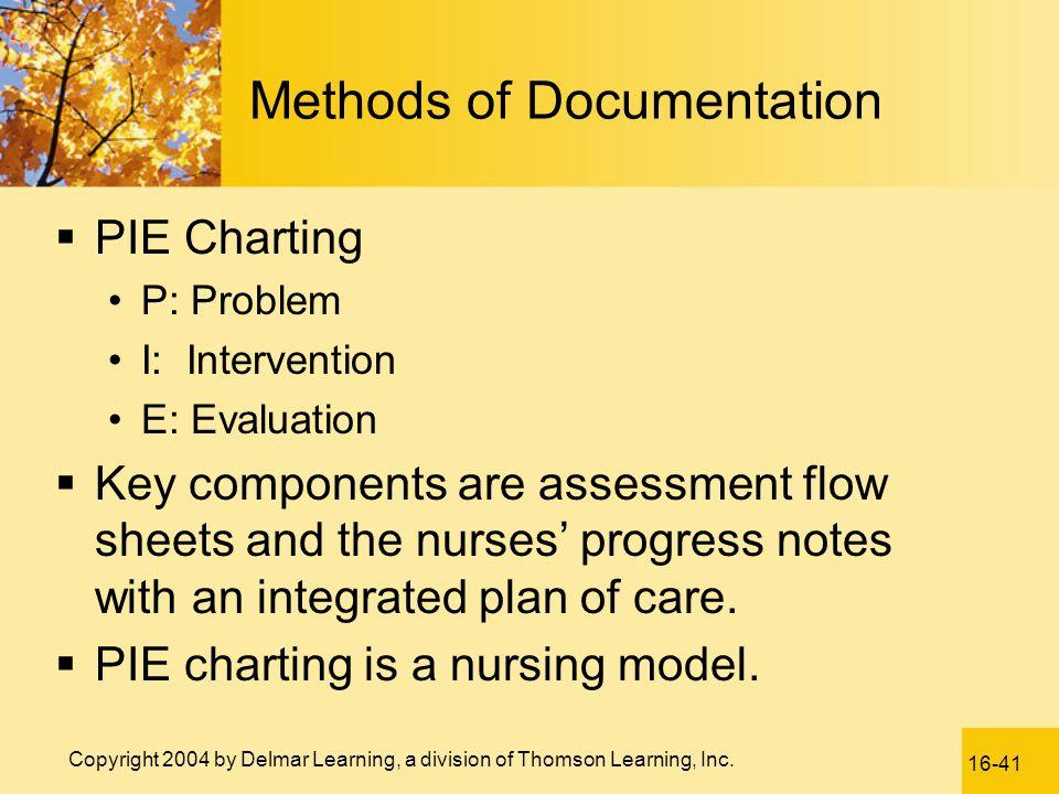 Nursing P I E Charting Heartpulsar