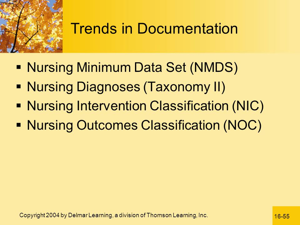 Trends in Documentation