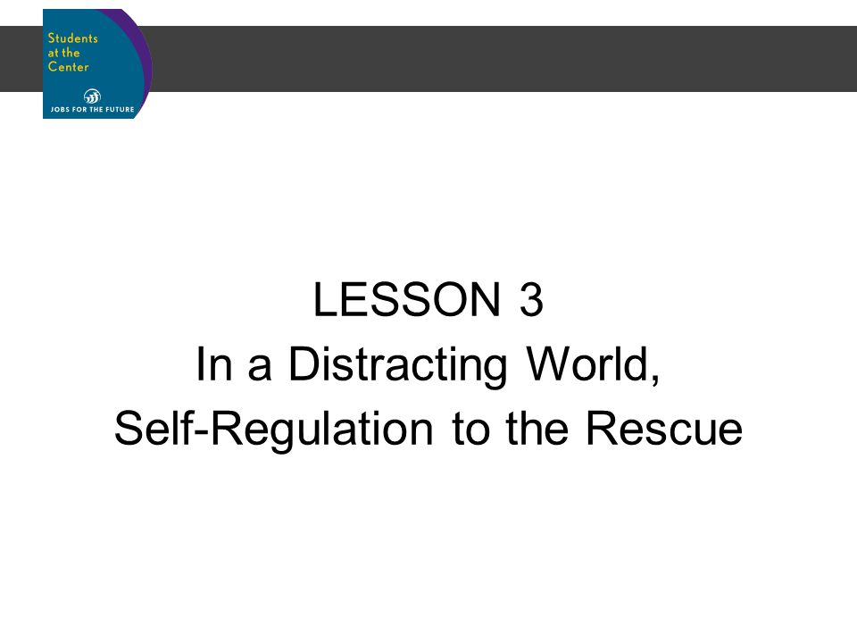 lesson 2 effects of self regulated This study integrated quality formative assessment on the lessons of a course  ii 1 literature review self-regulated learning can be taken as one outcome of.