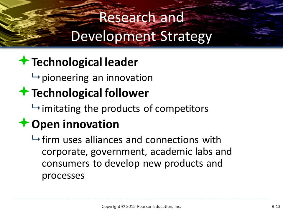 Strategy formulation functional strategy and strategic for Product development inc