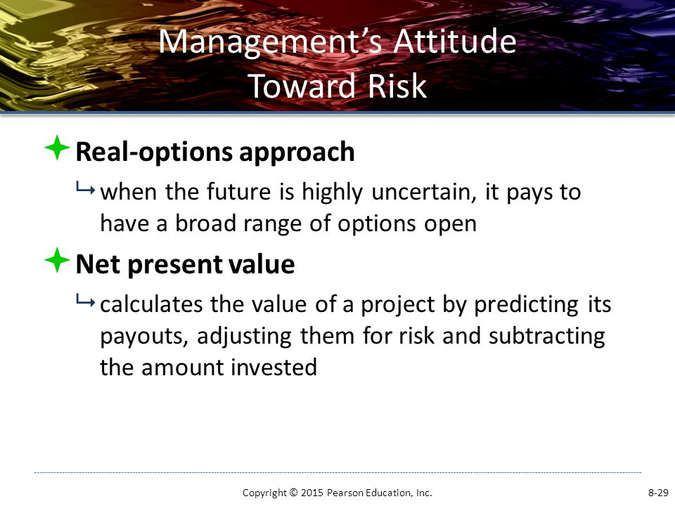 attitude toward risk and the risk 213 the role of risk and return in financial decision-making 26 3  understanding the context: attitudes to retirement saving, the workplace pension  reforms.