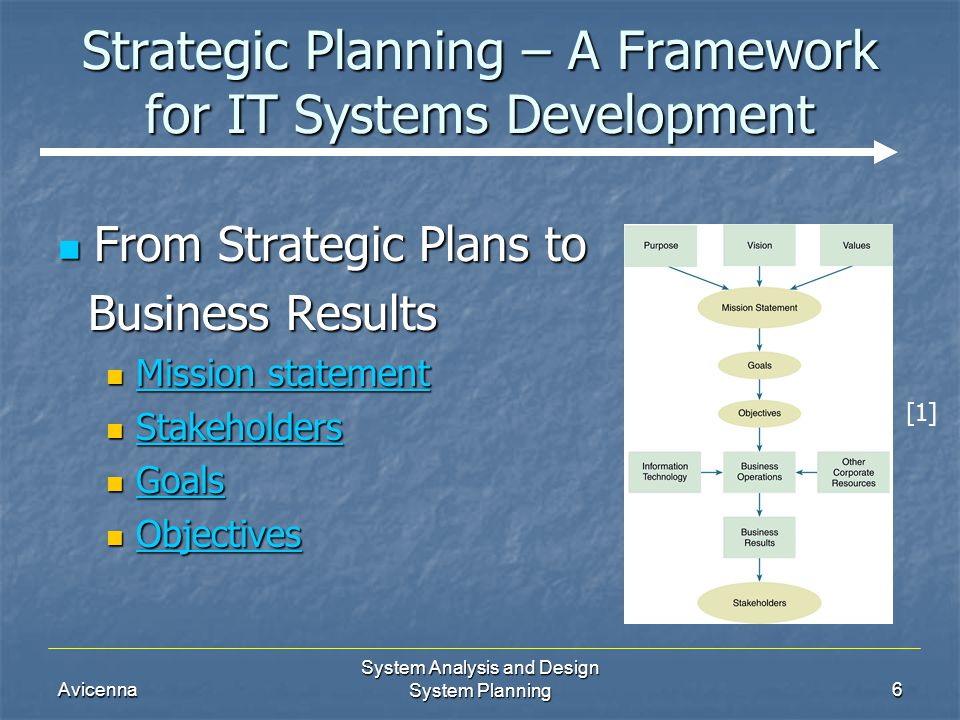 System Planning Strategic Planning Information Systems Projects Ppt Video Online Download
