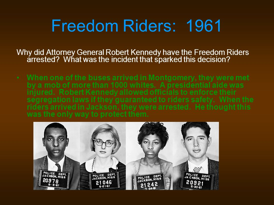 Civil Disobedience and the Freedom Rides: Introductory Essay