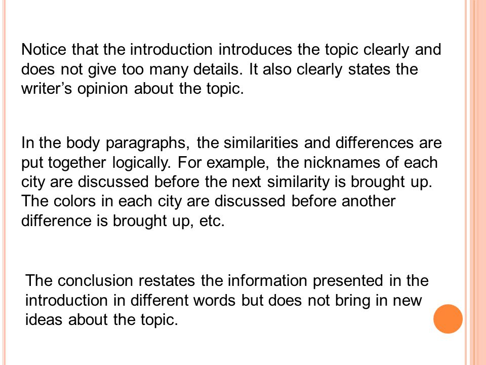 Essay structure guidelines image 1
