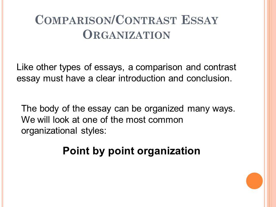 Compare and contrast essay russia usa