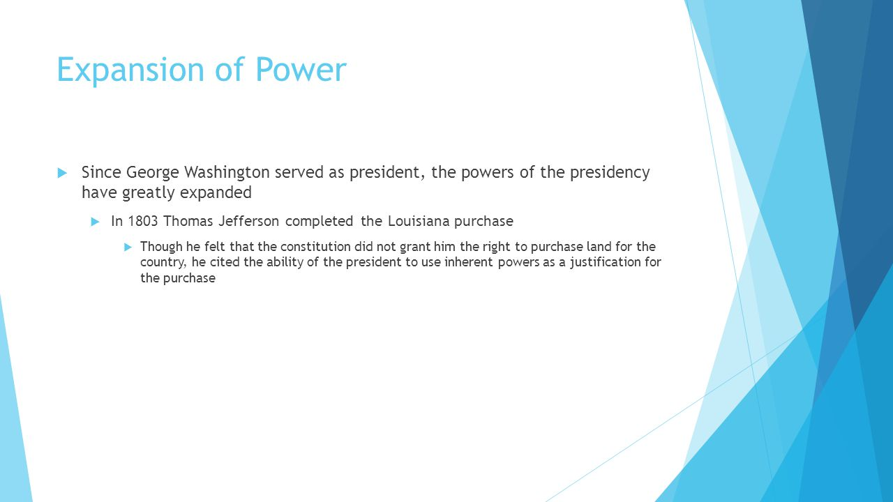 the american president powers Us presidents are granted the right to sanction foreign companies and individuals through the international emergency economic powers act of 1977, which itself narrows the powers of a 1917 law.