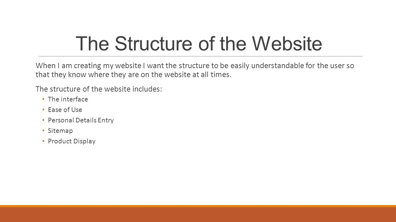 the structure of a website Achieve the perfect sentence structure with the help of our free sentence checker today check how it works and how it helps here.