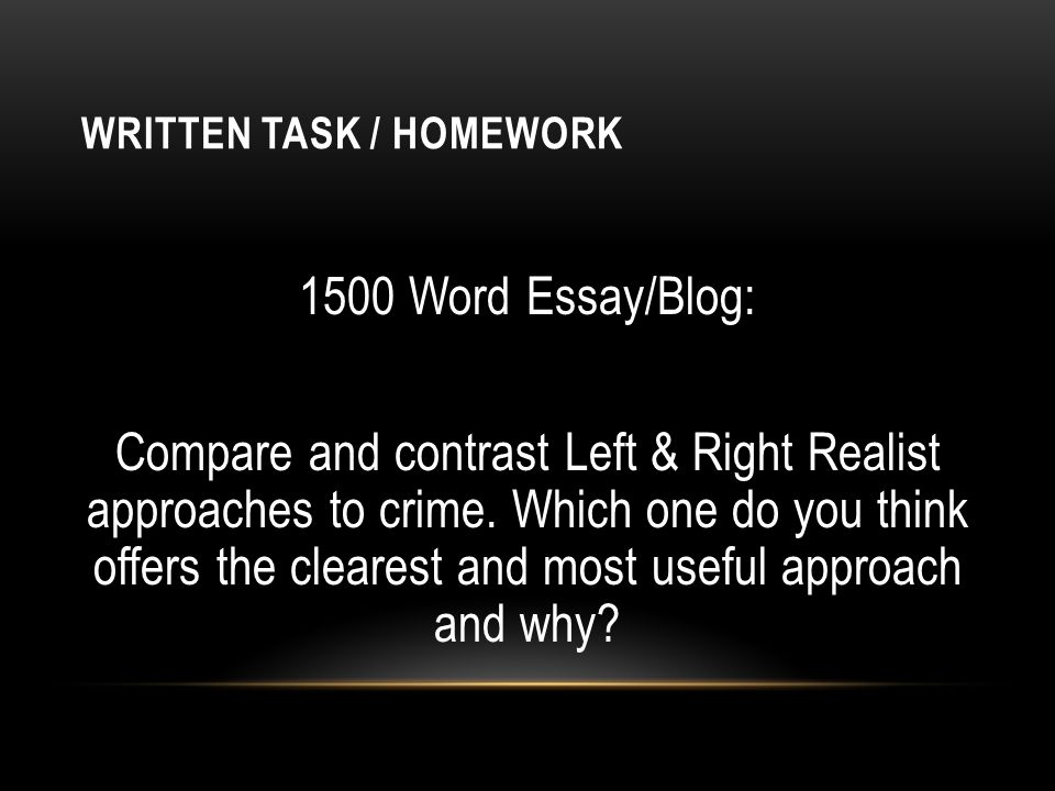 left vs right compare and contrast essay Writing your compare and contrast essay begin your comparative essay with an introduction and thesis statement in one or two sentences present the topic of your paper and the position you will be defending.