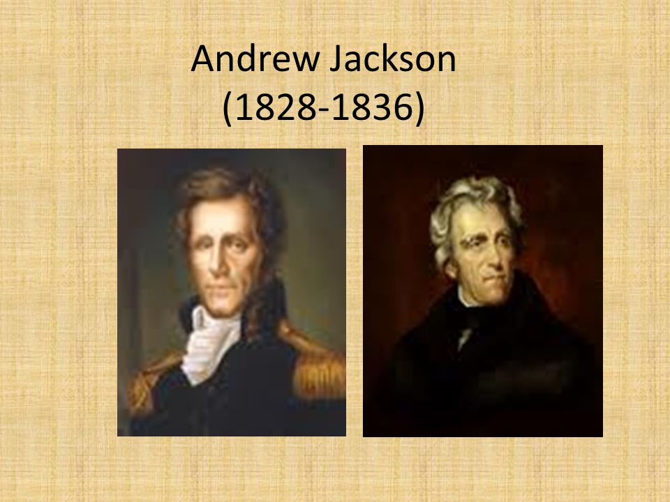 the crisis during the presidency of andrew jackson Trump also declared that president andrew jackson was angry about  1861  was far more dire than in the 1830s during the nullification crisis.