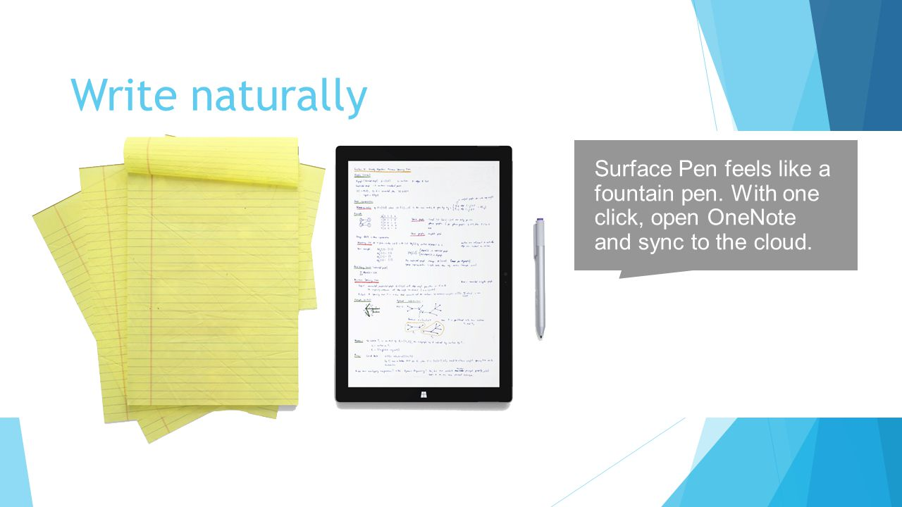 Surface Pro Pen Does Not Write