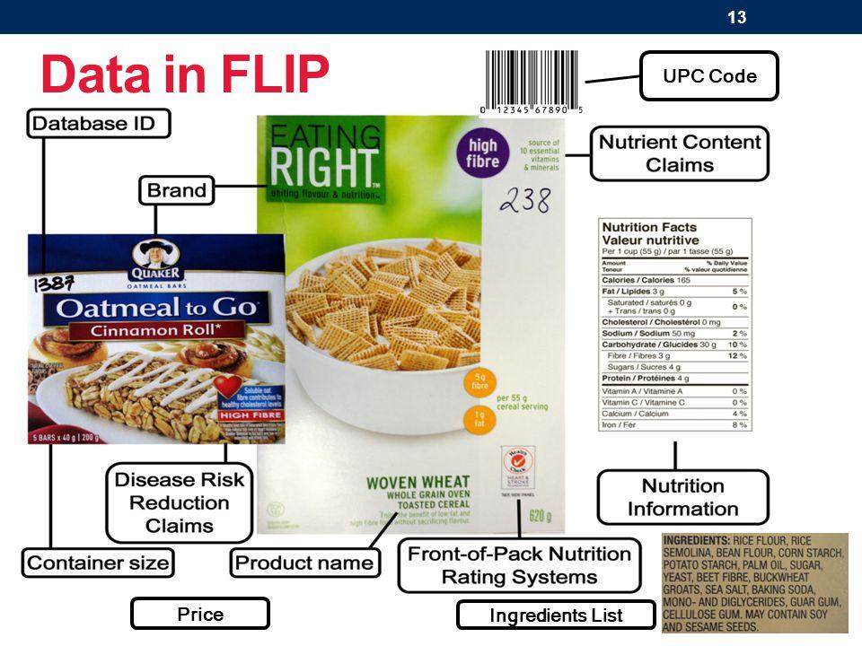 Upc Baby Food Database