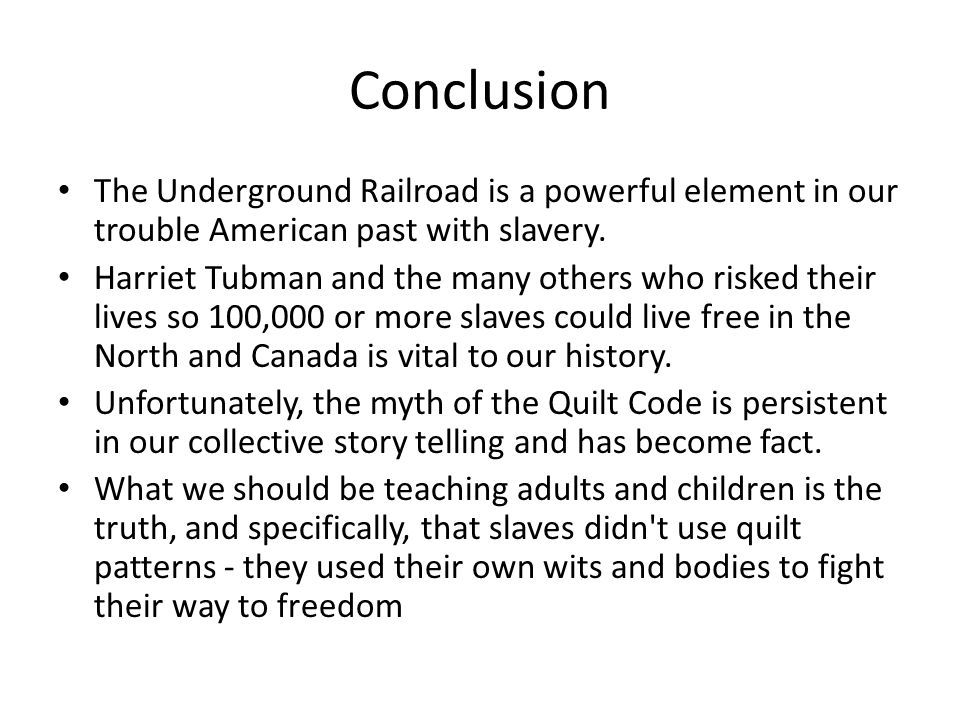 Quilt Codes Of The Underground Railroad Ppt Video Online