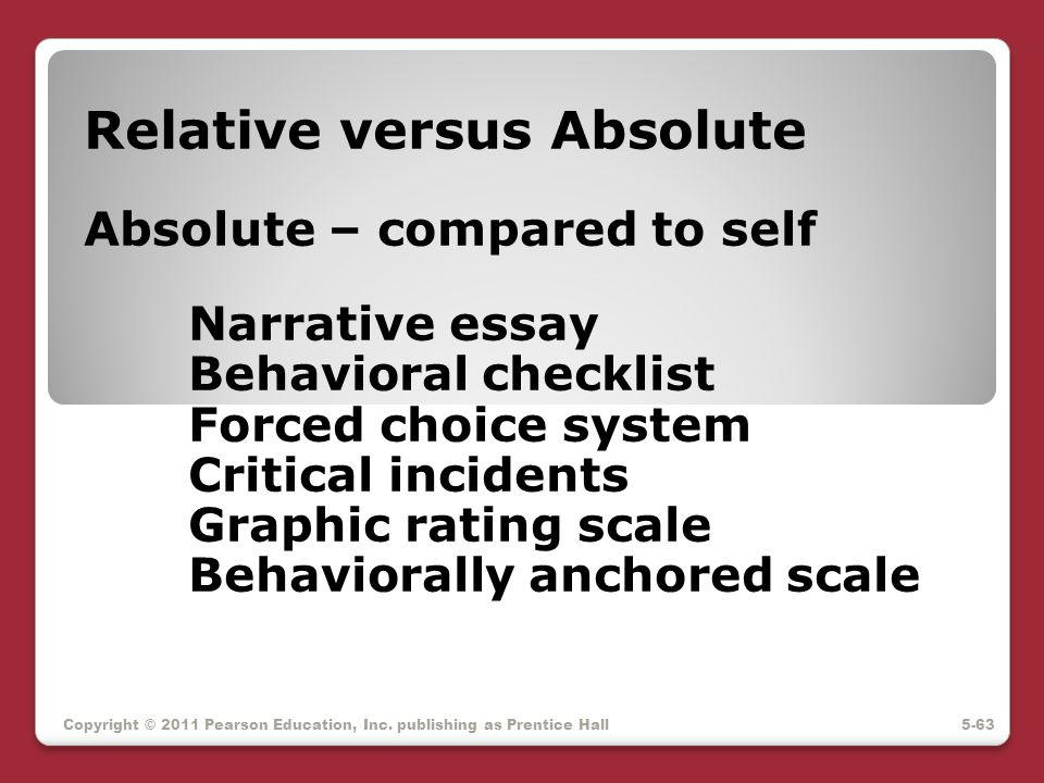 objectivist vs. relativist essay This lesson defines the concept of morals using global examples, it also  contrasts the moral relativism, moral subjectivism, and moral.