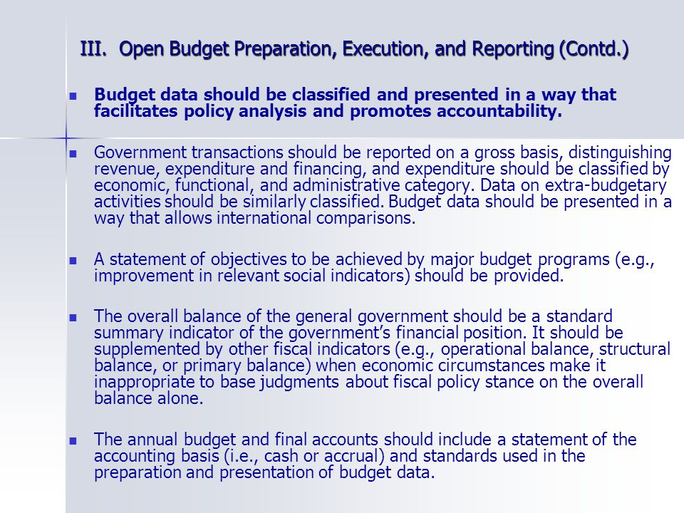 an analysis of the howard governments primary fiscal objectives of budget balance Psci 505 budgeting and finance   seeks to achieve three primary objectives the  budget analysis paper and presentation.
