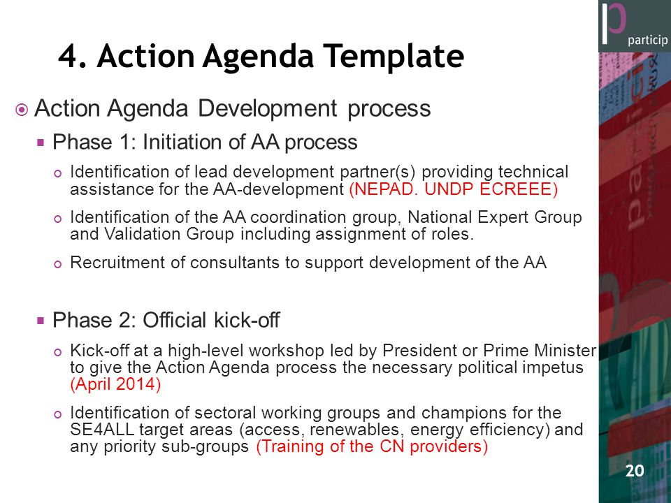 The Gambia SeAll Action Agenda  Ppt Video Online Download