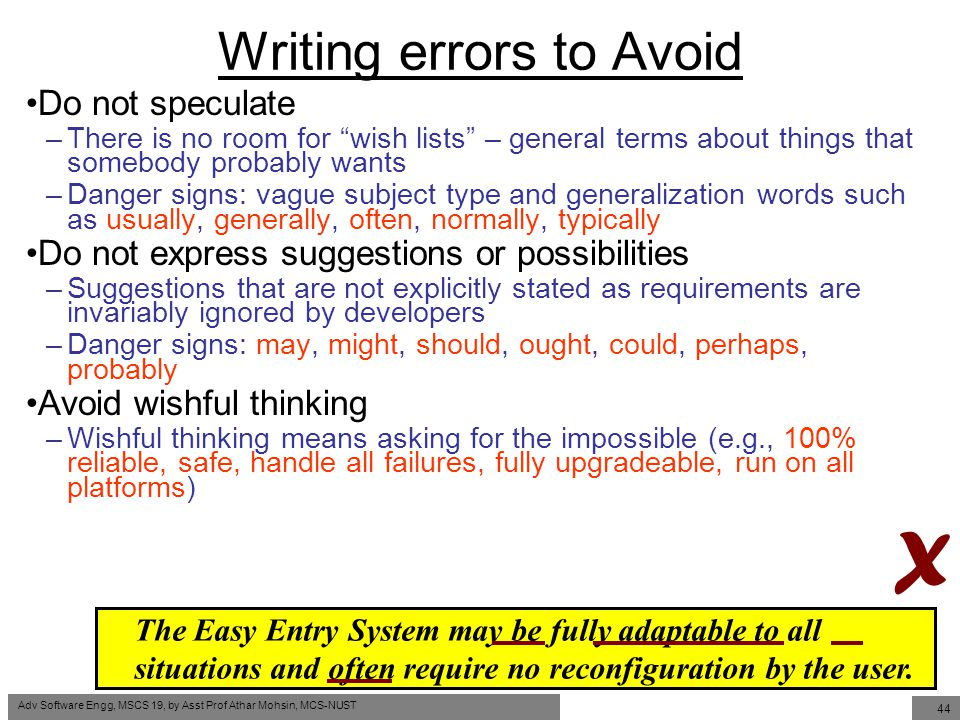 How to Avoid Common Mistakes in Essay Writing