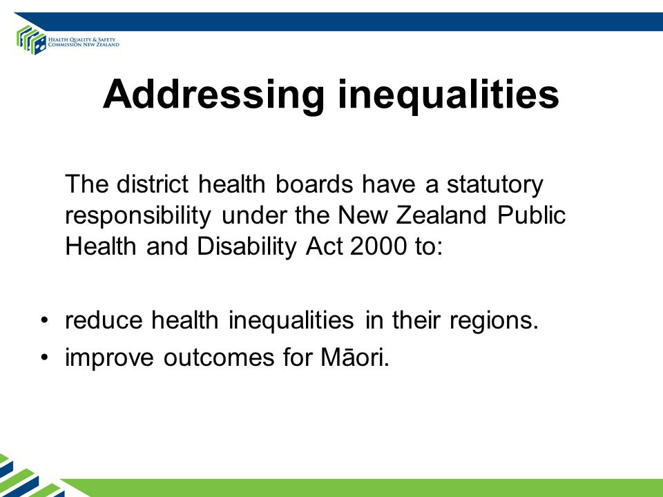 new zealands health and disability systems Go to the health and disability commissioner's website to view those rights disability rights in new zealand report if you have further questions about the laws that protect your rights you can either view our enquiries.