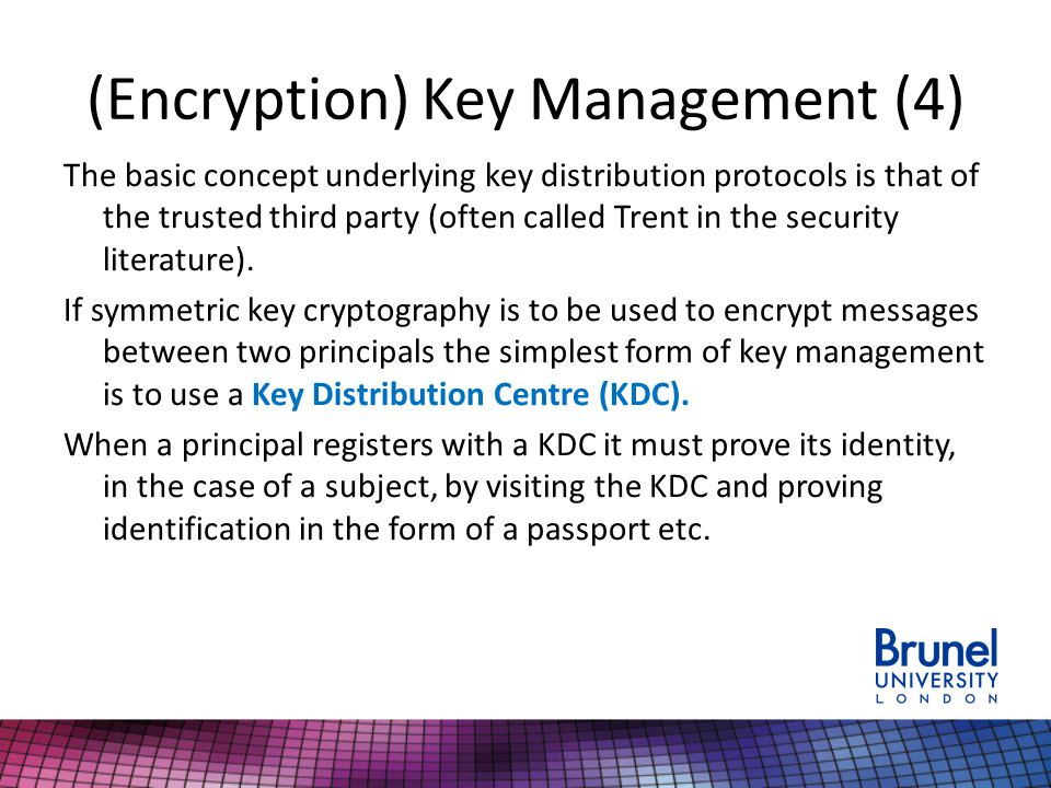 EE5552 Network Security and Encryption block 1 - ppt download