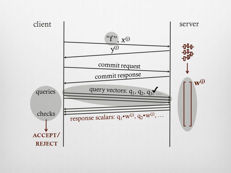 response scalars: q1w(j), q2w(j), …