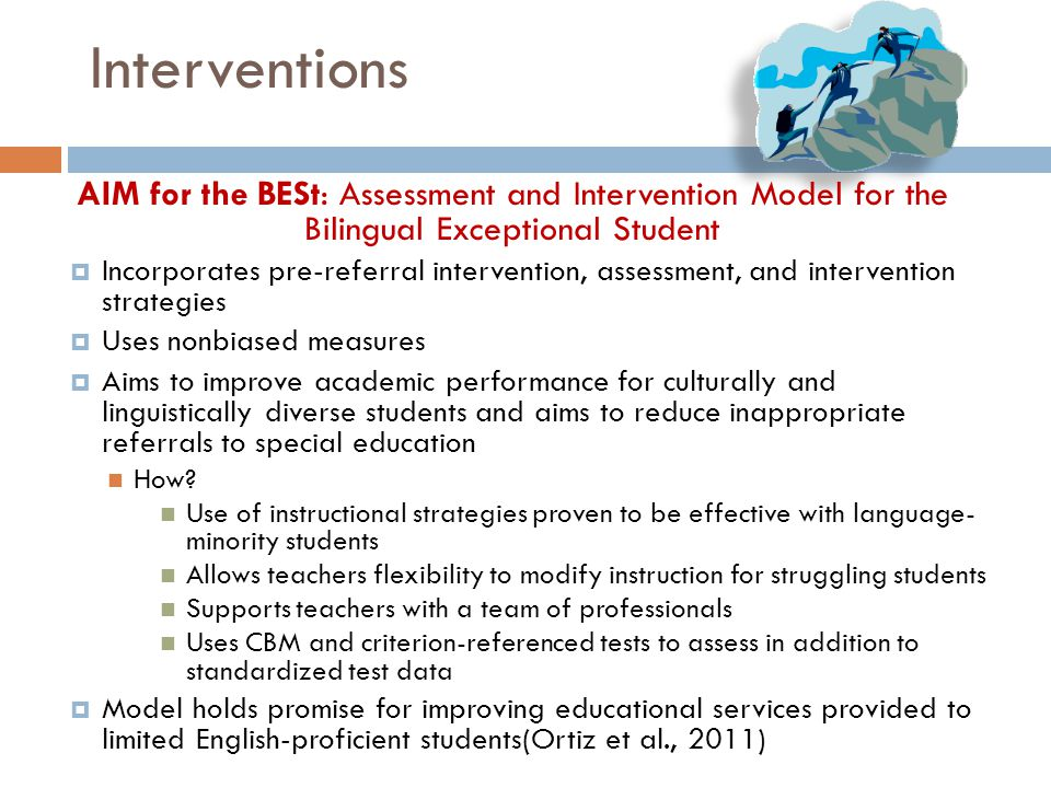 instructional strategies for special education students