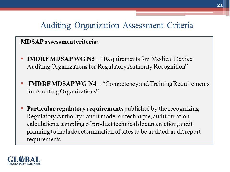 medical device single audit program mdsap ppt video
