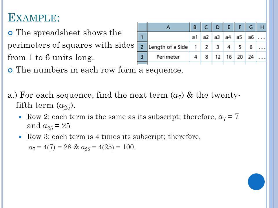 how to write an explicit formula