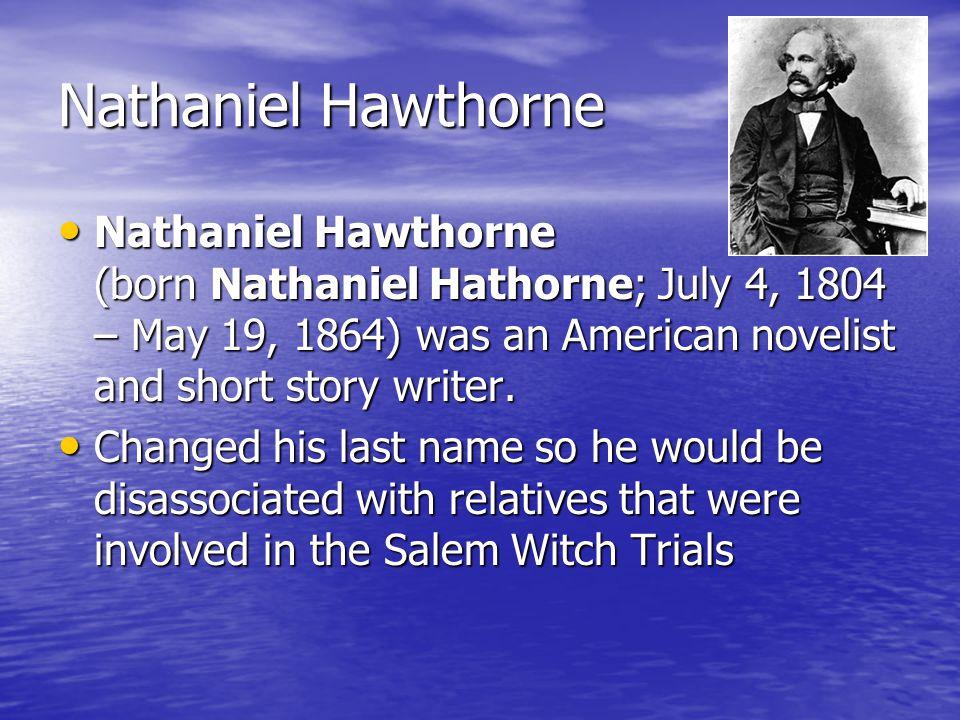 nathaniel hawthorne ldquo the birthmark rdquo ppt video online nathaniel hawthorne the birthmark 2 nathaniel
