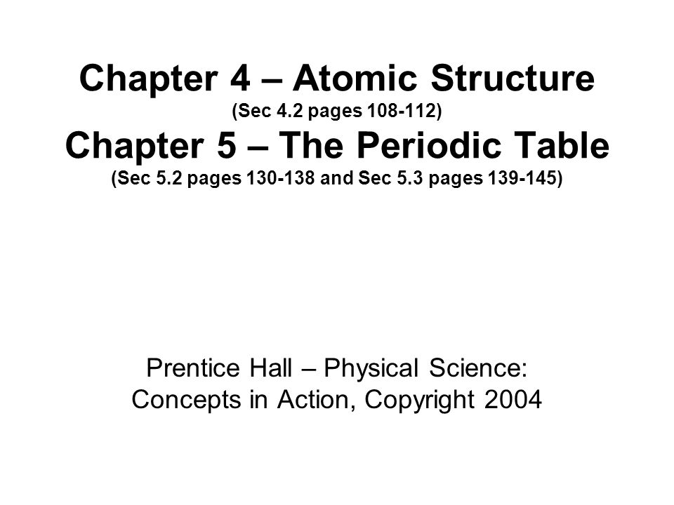 prentice hall physical science concepts in action copyright ppt rh slideplayer com prentice hall physical science chapter 3 study guide prentice hall physical science concepts in action guided reading and study workbook