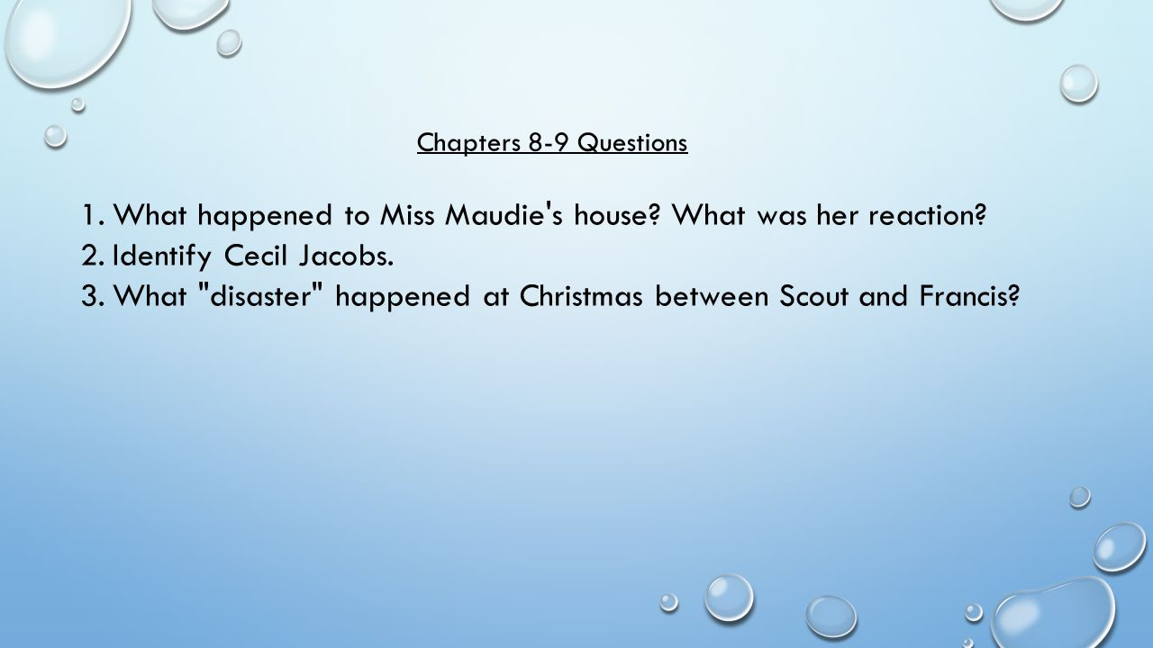 To Kill A Mockingbird Mrs. Belof ELA ppt download