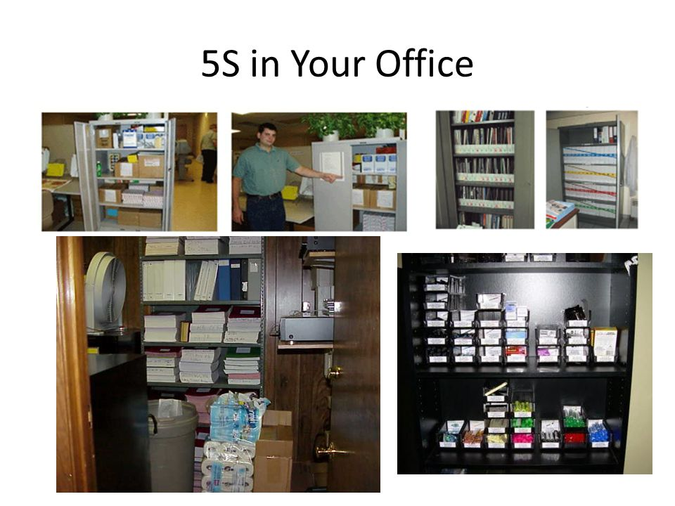 Why 5s Workplace Organization Required When Ppt Video