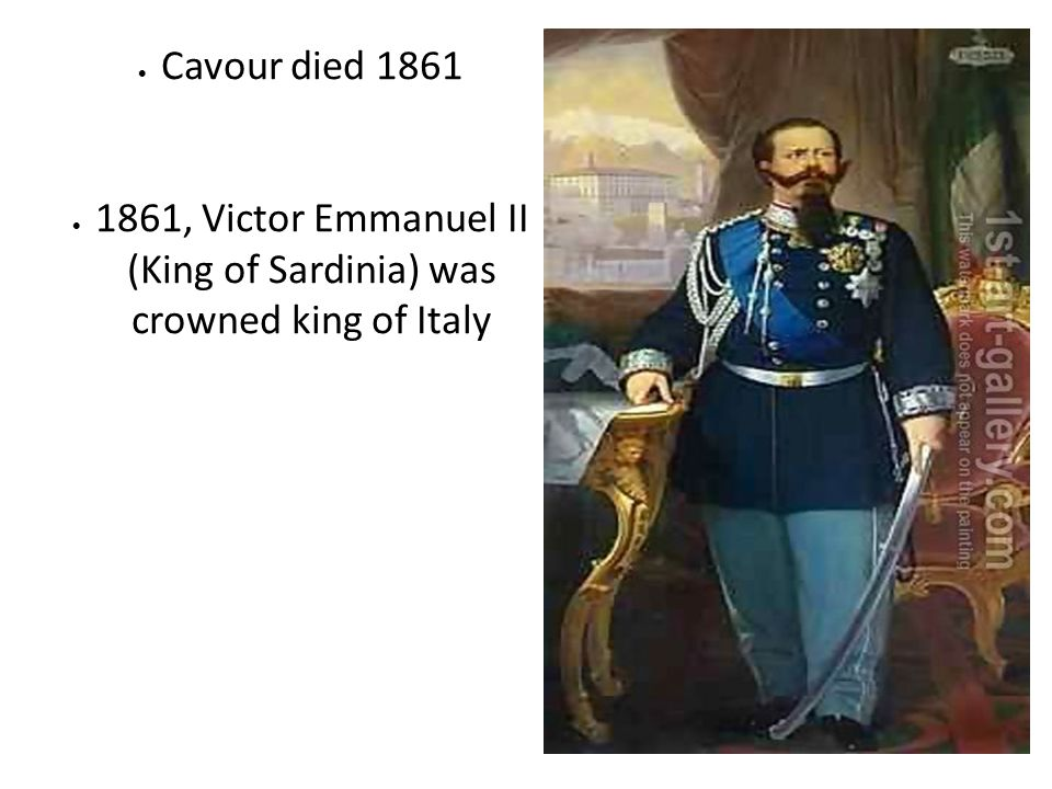 Why did king victor emmanuel ii