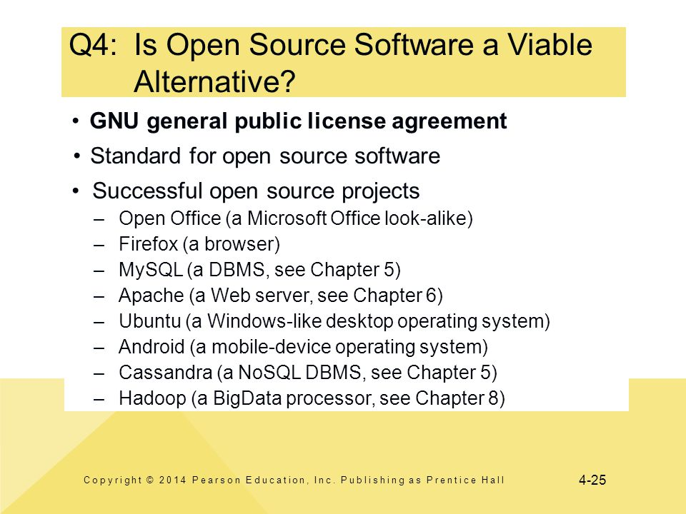 Chapter 4 hardware and software ppt video online download q4 is open source software a viable alternative platinumwayz