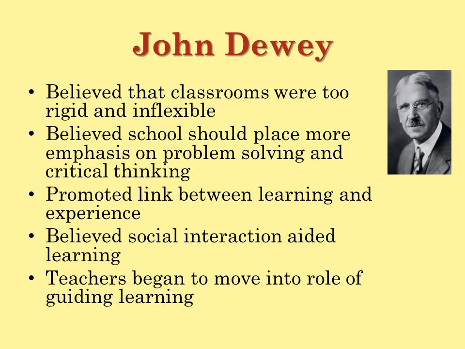 john dewey essay Dewey, john 1859-1952 american philosopher, psychologist, and educator dewey is recognized as one of the twentieth century's leading proponents of pragmatism, education reform, and pacifism.