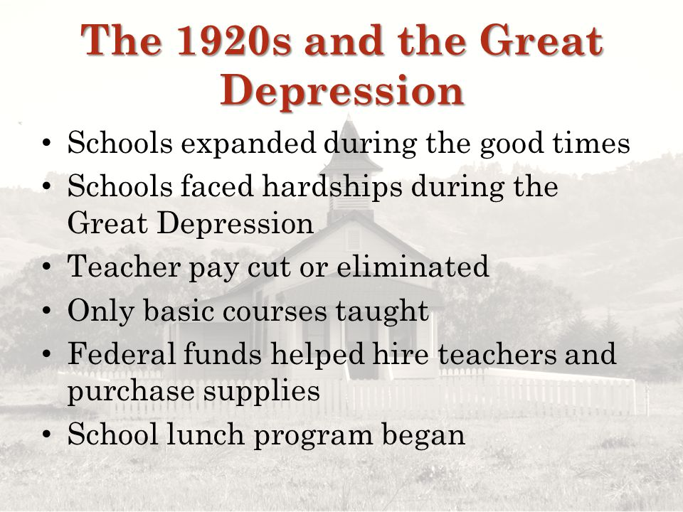 1920s and the great depression Historical analysis of economy in the great depression the great depression through the lens of economy.