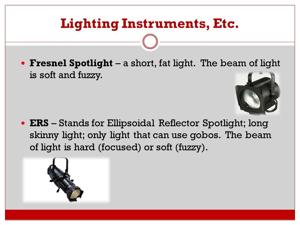 36 Lighting Instruments ...  sc 1 st  SlidePlayer & Technical Theatre. - ppt download azcodes.com