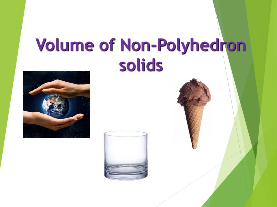 how to find the volume of a polyhedron