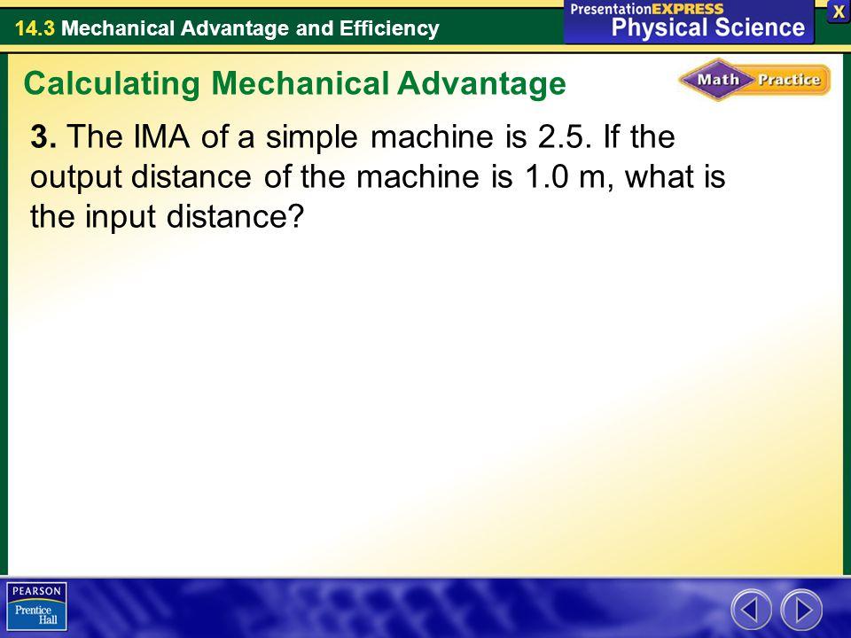 Calculating Mechanical Advantage Simple Machines Worksheet Deployday – Mechanical Advantage of Simple Machines Worksheet