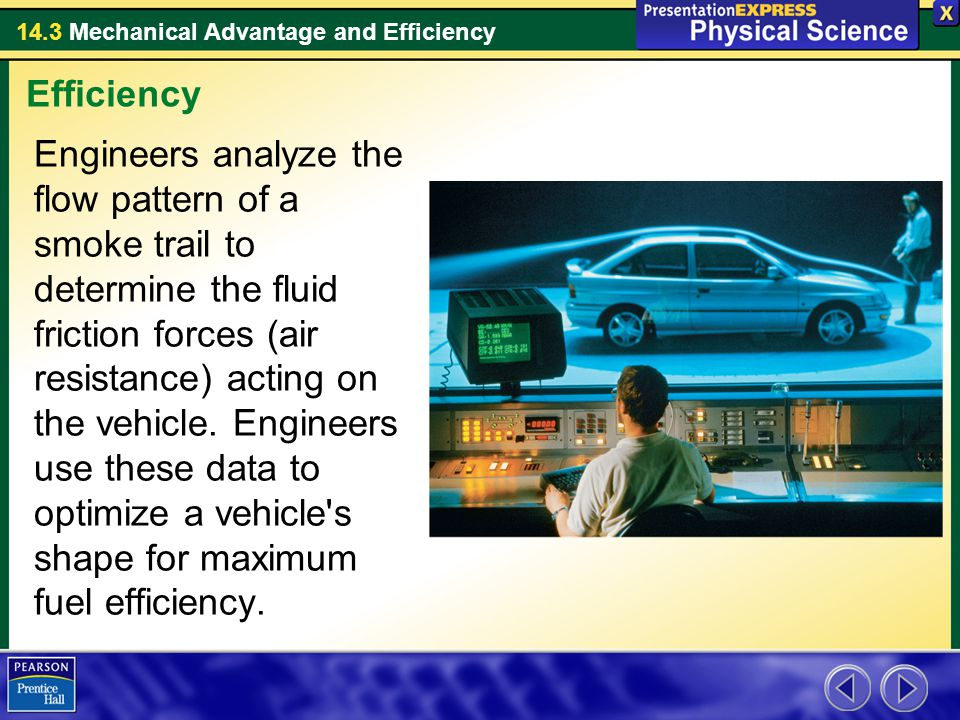 which is true about the actual mechanical advantage of a machine