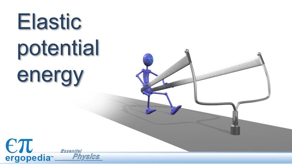 Elastic Potential Energy Ppt Video Online Download