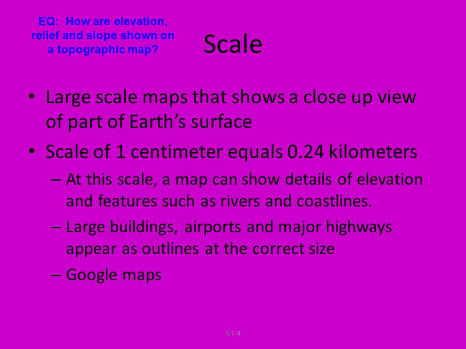 EQ How Are Elevation Relief And Slope Shown On A Topographic Map - Can google maps show elevation