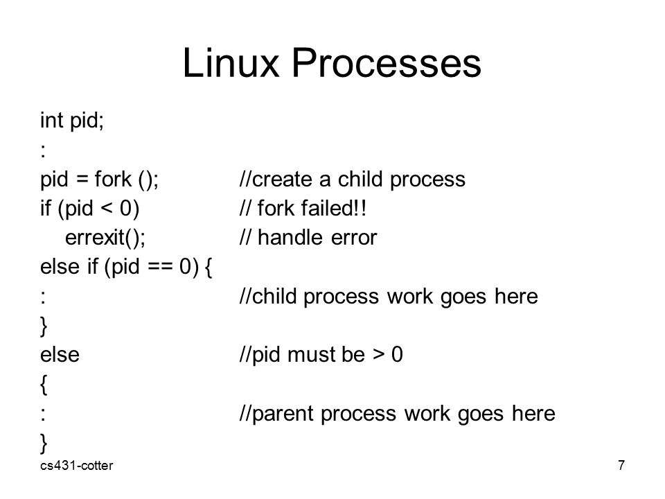 how to stop a process in linux