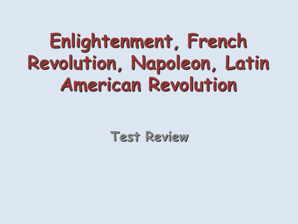the french revolution and enlightenment according to rousseau The influence of the enlightenment on the french revolution print email details written by montesquieu by his judgment and knowledge of laws, voltaire by his wit, rousseau and raynal by their animation has a short overview of the french enlightenment.