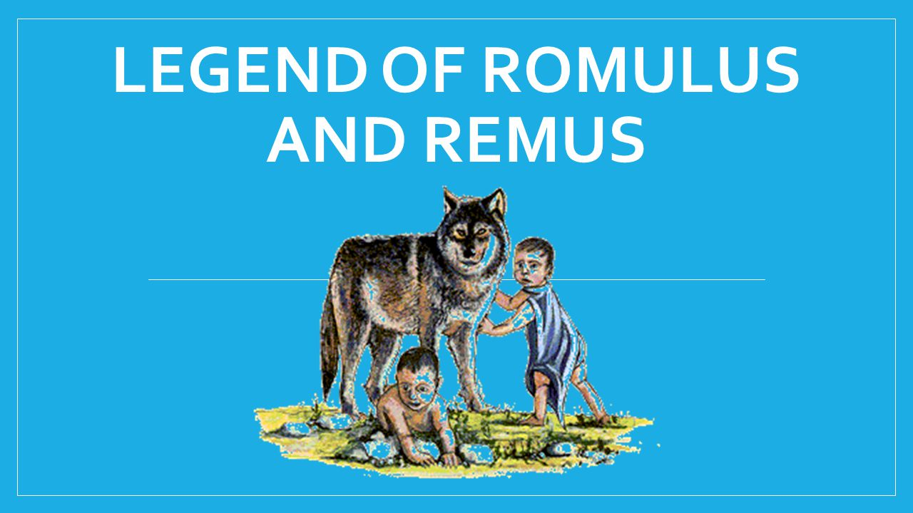Romulus and Remus: the legend. Who raised Romulus and Remus? 22
