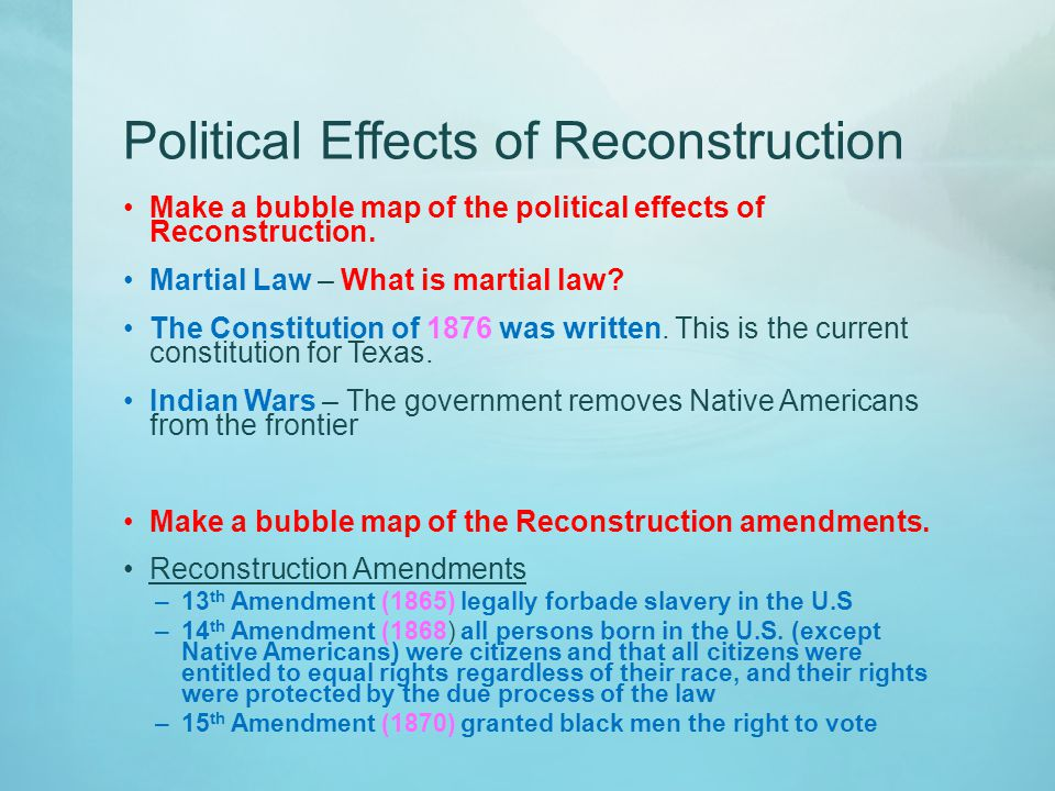 the objectives and impact of the equal rights amendment to the constitution To give woman equal rights  to give woman equal rights  the purpose of the  equal protection clause in the 14th amendment isto solidify the citizenship of  african americans.